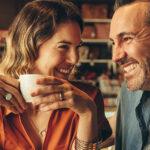 couple drinking coffee stain teeth